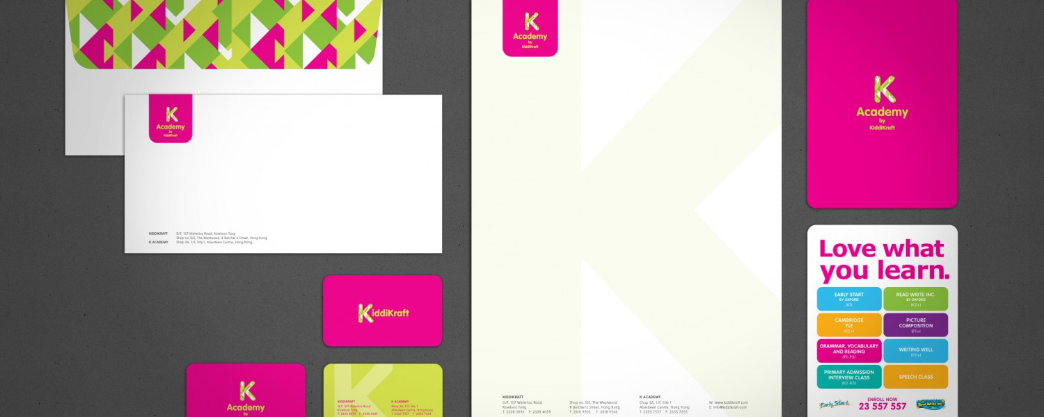 K Academy Marketing Collateral